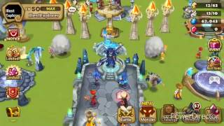 Summoners War - Summoning Legendary Scoll from pieces !