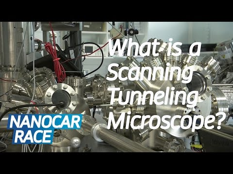 What is a Scanning Tunneling Microscope (STM)?