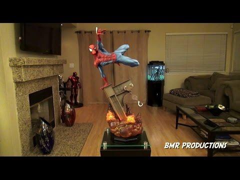 Sideshow's Amazing Spider Man Premium Format Exclusive Review