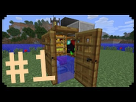 ✔ Minecraft: How to make a Compact and Fully Functional House (New Record?)