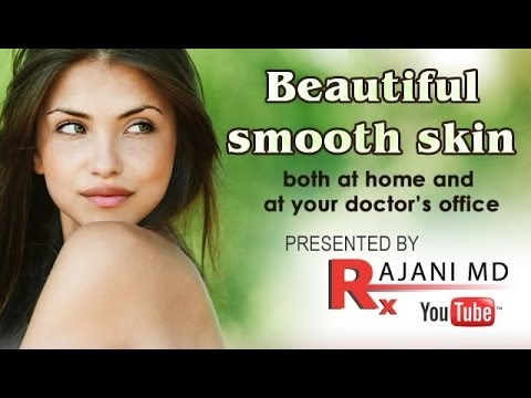 Smooth Skin Looks Younger- How To
