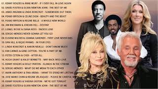 James Ingram, David Foster, Peabo Bryson, Dan Hill, Kenny Rogers   Duets Male and Female Love Songs