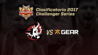 Torneo Acceso Challenger - FINAL - TEAM FORGE VS FNATIC - MAPA 1