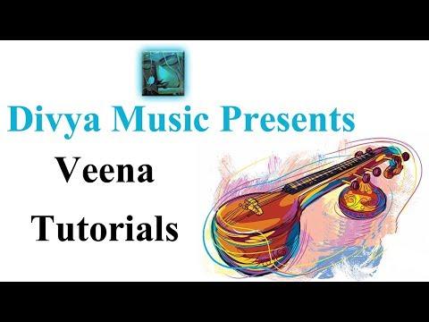 Instrument Tutorials   Learn Veena Online   Divya Music