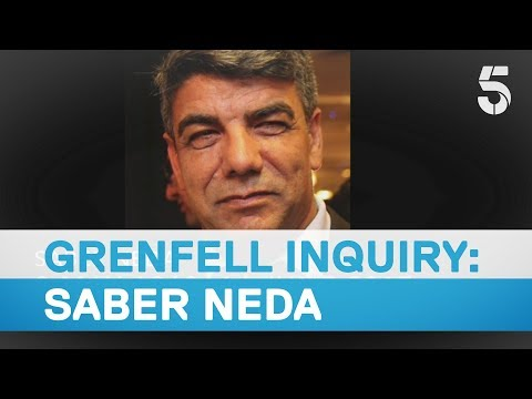 Saber Neda remembered at Grenfell inquiry - 5 News