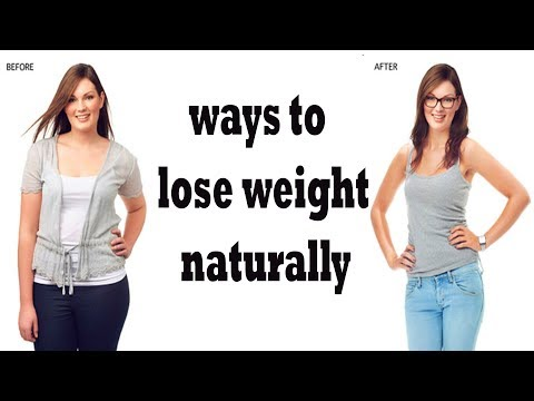 easy ways to lose weight naturally || weight loss tips