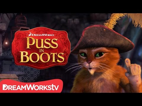 Best Costume Ever | NEW PUSS IN BOOTS