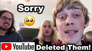 Over 60 SML Videos Are DeIeted (Not Our Fault)
