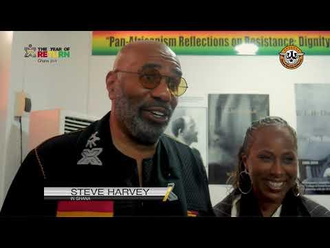 Xxx Mp4 Year Of Return Ghana Is Home Steve Harvey 3gp Sex
