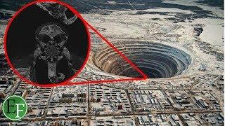 #x202b;عندما حفر الروس أعمق حفرة في العالم،  اكتشفوا 3 اشياء اخرها كان ...#x202c;lrm;