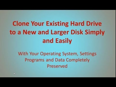 How to Clone and Upgrade Your Windows 7 Laptop Hard Drive Quickly and Securely