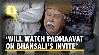 We Will Watch Padmaavat on Bhansali