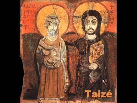Taizé - Dans nos obscurités