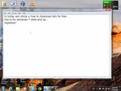 download internet download manager for free windows 7 xp and vista .