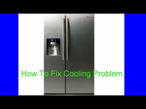 Samsung RS267 Refrigerator Side Not Cooling: How To Fix Cooling Problem