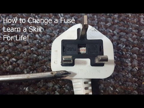 How to Change a Fuse in a Plug - the Easy Way!