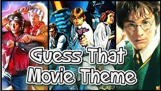 Guess The Movie Theme!!!