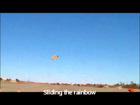 Learn to fly a trainer kite