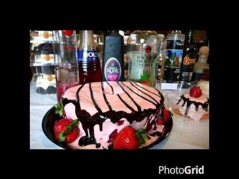 CIROC REDBERRY CAKE