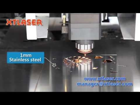 1 mm stainless steel fiber laser cutting door fiber laser cutting metal cutting