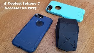 5 Coolest iPhone 7 / Iphone 7 Plus Accessories - MUST HAVE JUNE 2017