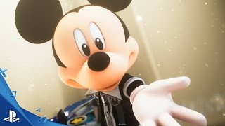 KINGDOM HEARTS HD 2.8 Final Chapter Prologue 0.2 Birth by Sleep -A fragmentary passage Trailer | PS4