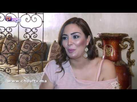 في منزل الفنانة حنان الإبراهيمي..أسرار  تبوح بها لأول مرة عن حياتها الخاصة/حقيقة طلاقها