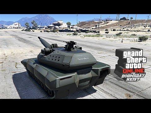 GTA Online The Doomsday Heist DLC - NEW Vehicles, Cars, Jetpack Details! (GTA 5 DoomsDay Heist DLC)
