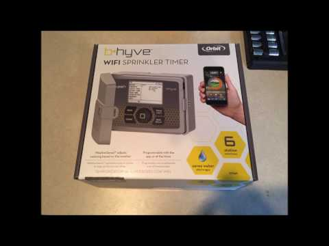 How to Install Orbit B-Hyve WiFi Sprinkler System Controller