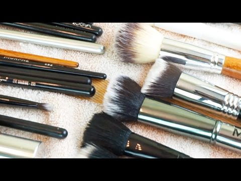 QUICKEST WAY TO DEEP CLEAN YOUR MAKEUP BRUSHES