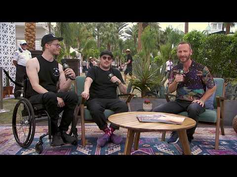 Portugal. The Man Interview - Coachella 2018