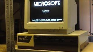Windows 1.0 boot and demonstration (1985) - nickkie.com
