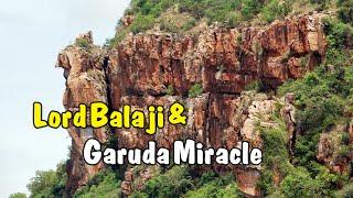 Lord Balaji and Garuda Miracle | Tirumala Secret