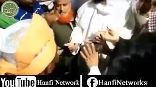 Madina Shareef me Sunniyon ne Diya Wahabiyon ko Jawab must watch