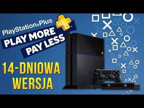 PlayStation 4: Jak aktywować 14-dniową subskrypcję PlayStation Plus? (Poradnik)