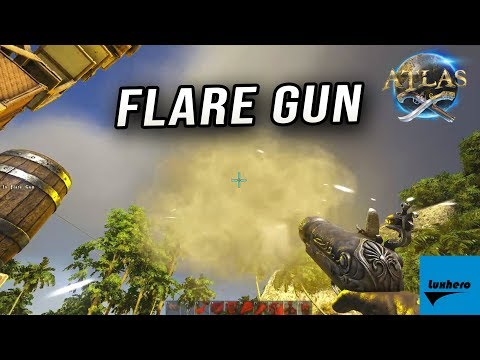 Atlas - How to Craft & Use the Flare Gun