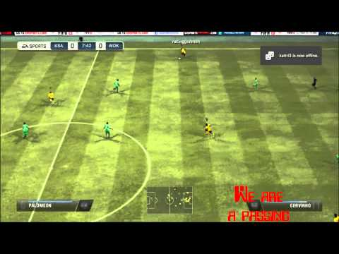 Fifa 13 Pro Club (players wanted) PS3 Scouting