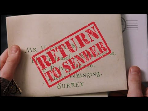 What If Someone Rejected Their Hogwarts Letter?