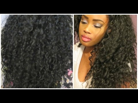 Define Curly Synthetic Hair