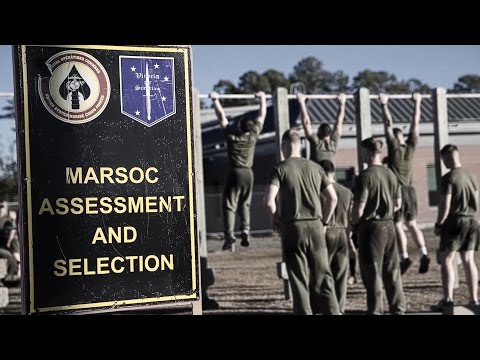 Becoming A Marine Corps Critical Skills Operator - Phase 1