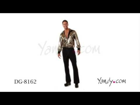 Men's Disco Costume DG 8162