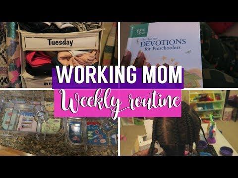 Sunday Setup | Working mom routine | Marriage & Motherhood