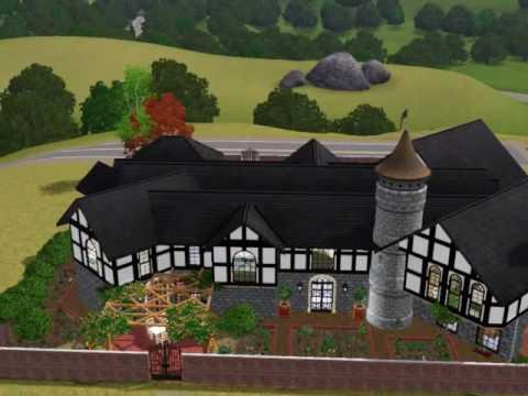 Tudor Style Manor House