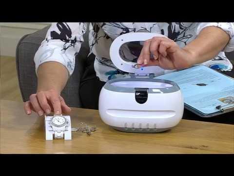 Innovations Ultrasonic Jewellery Cleaner