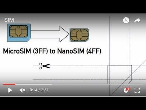 Jak zmniejszyć SIM micro do SIM nano?