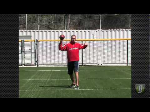 How to Throw a Football - Joe Montana