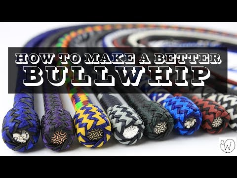 How to Make a Better Bullwhip