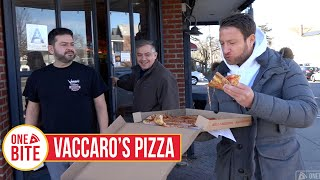 Barstool Pizza Review - Vaccaro's Pizza (Bellerose, NY)