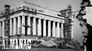 Why the Lincoln Memorial was almost never built