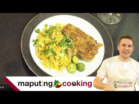 Pork Chops  with Coleslaw | Filipino Cooking with a twist by Chris Urbano